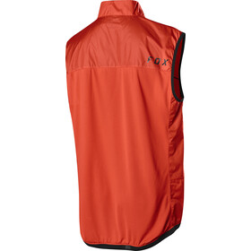 Fox Defend Wind Vest Men orange crush